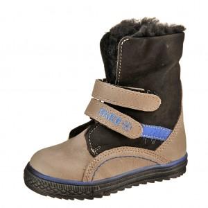 Dětská obuv FARE 2146181 s.z.  /šedá/černá -  Zimní