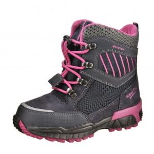 Dětská obuv Superfit 1-00166-81 GTX -  Zimní