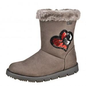 Dětská obuv s'Oliver 46407  /grey - Boty a dětská obuv