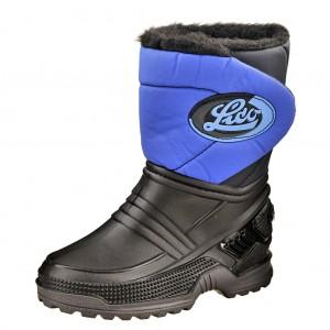 Dětská obuv LICO Terra  /schwarz/blau - Boty a dětská obuv