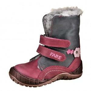Dětská obuv FARE 2146193 s.z.  /růžové - Boty a dětská obuv