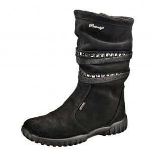 Dětská obuv PRIMIGI 85930 GTX  /nero - Boty a dětská obuv