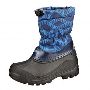 Dětská obuv REIMA Nefar /blue - Boty a dětská obuv
