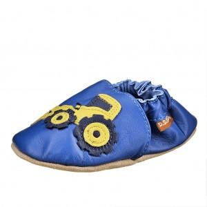 Dětská obuv Capáčky D.D.Step  /modré - Boty a dětská obuv