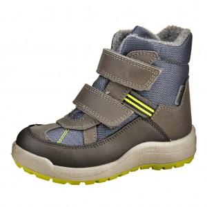 Dětská obuv Ricosta Gebris  /antra/nebel - Boty a dětská obuv