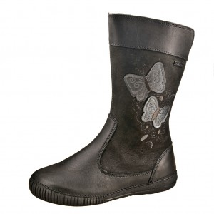 Dětská obuv D.D.Step  Black -  Zimní