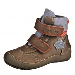 Dětská obuv D.D.Step  Chocolate -  Zimní