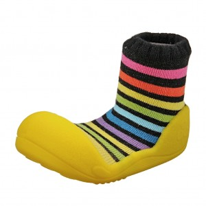 Dětská obuv Attipas Rainbow Yellow *BF - Boty a dětská obuv