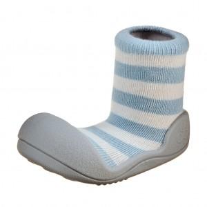 Dětská obuv Attipas Natural herb blue - Oblečení