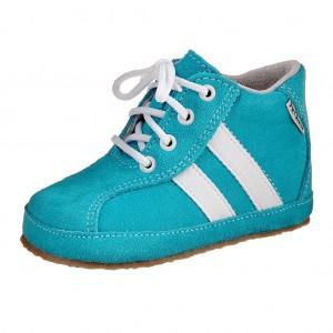 Dětská obuv Pegres 1094   /modré - Boty a dětská obuv