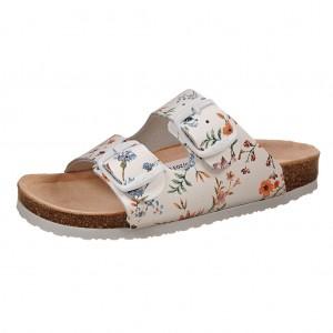 Dětská obuv Santé Pantofle bílé - Boty a dětská obuv