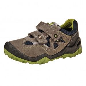 Dětská obuv Lurchi Marvin-tex  /grey - Boty a dětská obuv