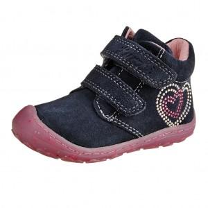Dětská obuv Lurchi Grace  /navy - Boty a dětská obuv