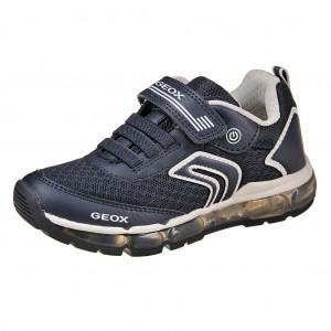 Dětská obuv GEOX J Android B  /navy -  Sportovní