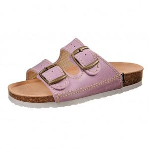Dětská obuv Santé Pantofle fialové - Boty a dětská obuv