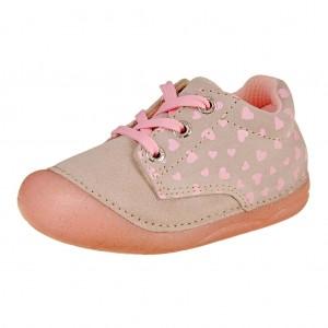 Dětská obuv Lurchi Flo  /lt.grey *BF -  Celoroční