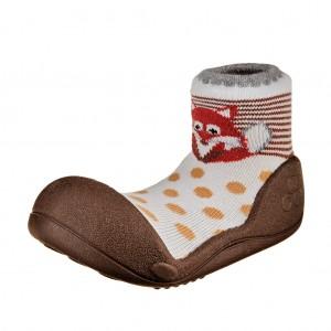Dětská obuv Attipas ZOO Brown *BF - Oblečení