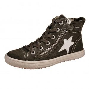 Dětská obuv Lurchi Saskia /dk.olive - Boty a dětská obuv