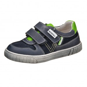 Dětská obuv Protetika MATEO  /navy -  Celoroční