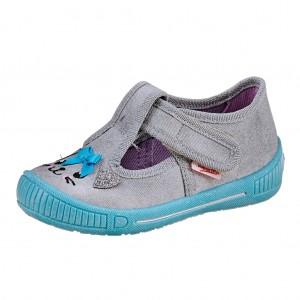 Dětská obuv Domácí obuv Superfit 2-00263-44 -  Na doma a do škol(k)y