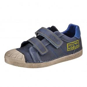 Dětská obuv D.D.Step  Royal Blue -  Celoroční