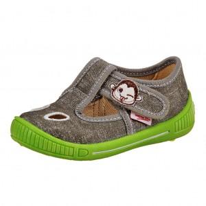 Dětská obuv Domácí obuv Superfit 2-00264-34 -  Na doma a do škol(k)y