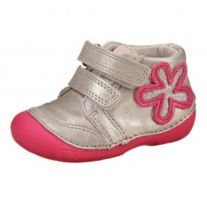 Dětská obuv D.D.Step  White *BF -  Celoroční