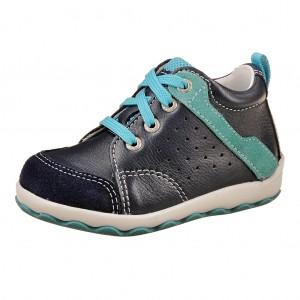 Dětská obuv Lurchi Indy  /navy/aqua -  Celoroční
