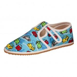 Dětská obuv Domácí obuv JONAP *BF - barefoot...