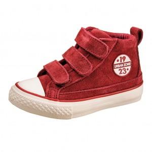 Dětská obuv Protetika BOSTON /bordo -  Celoroční