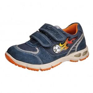 Dětská obuv Lurchi Brago /jeans -  Celoroční
