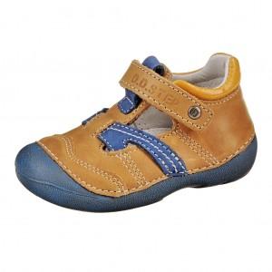 Dětská obuv D.D.Step  Yellow *BF -  Sandály