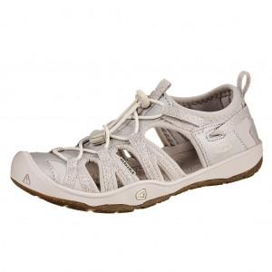 Dětská obuv KEEN Moxie sandal   silver -  Sandály