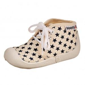 """Dětská obuv Boots4U Plátěnky """"Hvězdičky"""" *BF -  Na doma a do škol(k)y"""