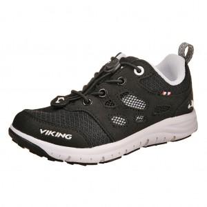 Dětská obuv VIKING Saratoga air  /blk/white - Boty a dětská obuv