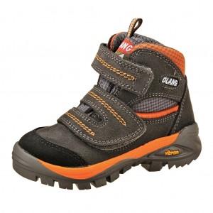 Dětská obuv OLANG Fox KID.TEX   /antracite -  Do hor nebo nížin
