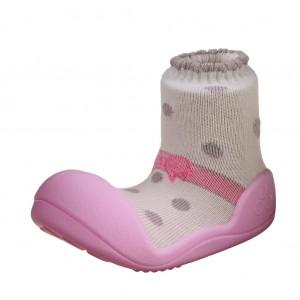 Dětská obuv Attipas Balet Pink  *BF - Boty a dětská obuv