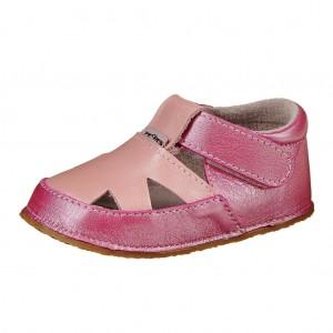 Dětská obuv Pegres 1096  růžové  BF - Sandály c9e5b01756