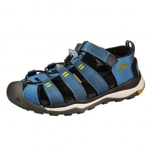 Dětská obuv KEEN Newport Neo H2 /legion blue/moss -  Sandály