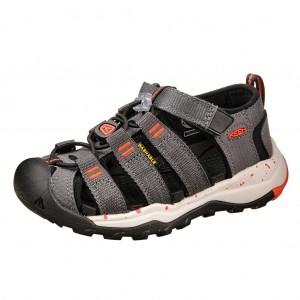 Dětská obuv KEEN Newport Neo H2 /magnet/spicy orange -  Sandály