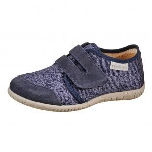Dětská obuv Domácí obuv Ciciban JEANS -  Na doma a do škol(k)y