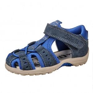 Dětská obuv Lurchi MAXY  /jeans royal - Boty a dětská obuv