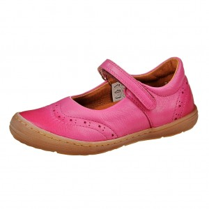 Dětská obuv Froddo Fuchsia - Boty a dětská obuv