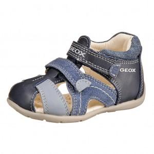 Dětská obuv GEOX B Kaytan  /navy/avio - Boty a dětská obuv