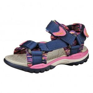Dětská obuv GEOX J Borealis  /navy/fuxia - X...SLEVY  SLEVY  SLEVY...X