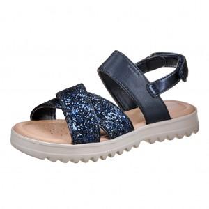Dětská obuv GEOX J S.Coralie /navy - X...SLEVY  SLEVY  SLEVY...X