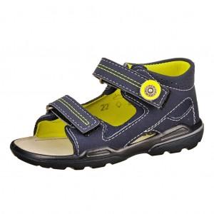 Dětská obuv Ricosta Manti  /nautic/ozean *BF - Boty a dětská obuv