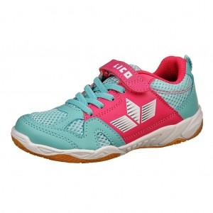 Dětská obuv LICO Sport VS   /tuerkis/pink/weiss - Boty a dětská obuv