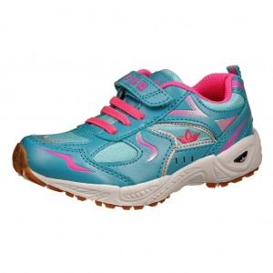 Dětská obuv LICO BOB VS    tuerkis/pink - Boty a dětská obuv