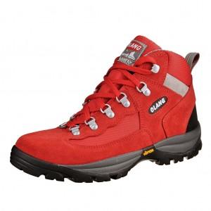 Dětská obuv OLANG Gottardo tex   /rosso - Boty a dětská obuv